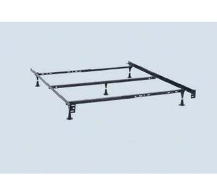 Eubanks Metal Bed Frame