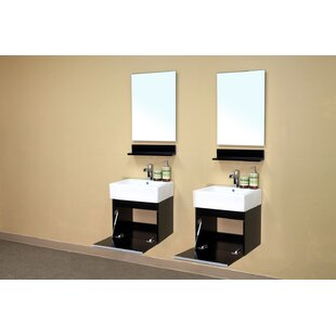 Big Save Mason Bathroom Mirror By Bellaterra Home