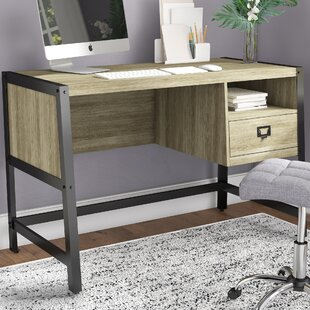 Isley 1 Drawer Writing Desk