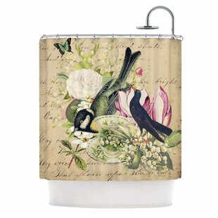 Tea Single Shower Curtain by East Urban Home Reviews