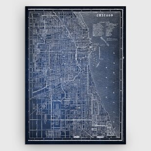 Chicago Wall Art You'll | Wayfair on
