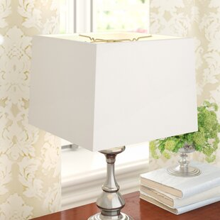 12 Linen Square Lamp Shade