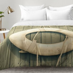 East Urban Home Ahoy Comforter Set