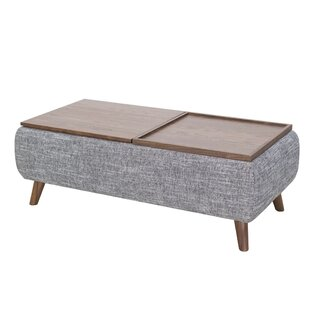 Shirlene Lift Top Coffee Table with Storage