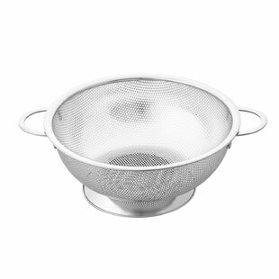 Stainless Steel 5-qt. Colander