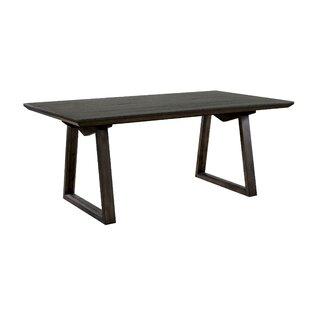 Alvarez Rectangular Dining Table by Union Rustic