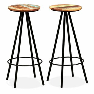 Murry 76cm Bar Stool (Set Of 2) By Borough Wharf