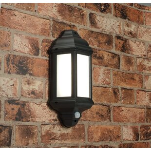 Runyan Outdoor Flush Mount With Motion Sensor By Sol 72 Outdoor