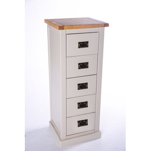 Erdmann 5 Drawer Chest By Brambly Cottage