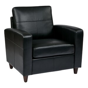 caswell lounge chair - Leather Lounge Chair