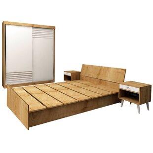 Baer 4 Piece Bedroom Set By Gracie Oaks