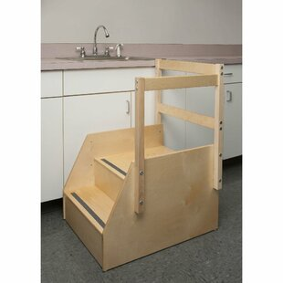 Gentil Guard Rail Step Stool