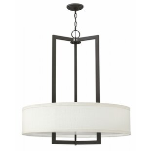 Hinkley Lighting Hampton 3 Light Drum Pendant