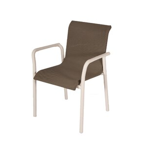 Review Bronagh Stacking Garden Chair (Set Of 4)