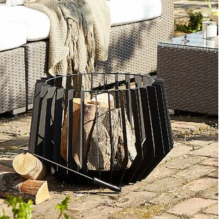Cattrall Steel Charcoal Fire Pit Image