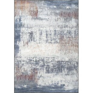 Looking for Rodrigo Blue/White Area Rug By Williston Forge