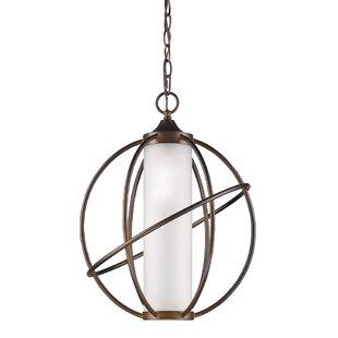 Brayden Studio Finigan 1-Light Pendant
