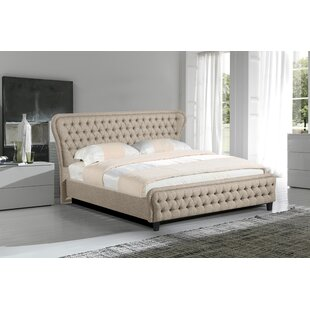 Read Reviews Niagara Upholstered Panel Bed by Rosdorf Park Reviews (2019) & Buyer's Guide