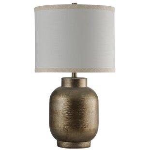 Ogawa Hema Urn Resin 34 Table Lamp