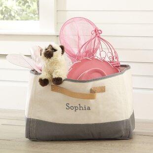 Affordable Tub Storage Bin Leather Handle ByBirch Lane Kids™