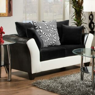 Tau Loveseat by Chelsea Home