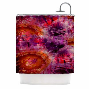 'Gem Stone' Single Shower Curtain