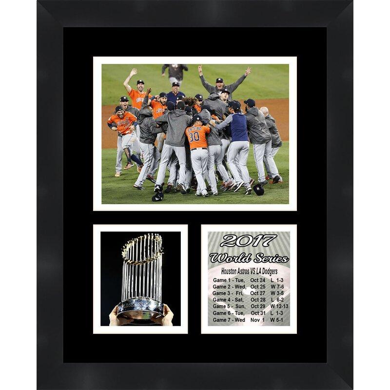 Frames By Mail Mlb Framed Memorabilia Wayfair