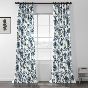 Paisley Rod Pocket Curtains Drapes You Ll Love In 2021 Wayfair