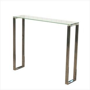Everly Quinn Kinsella Narrow Console Table