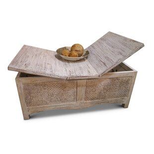 Bungalow Rose Greenpoint Coffee Table with Lift Top