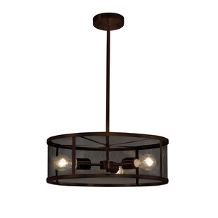 17 Stories Bennett 3-Light Pendant