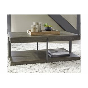 Williston Forge Barney Coffee Table