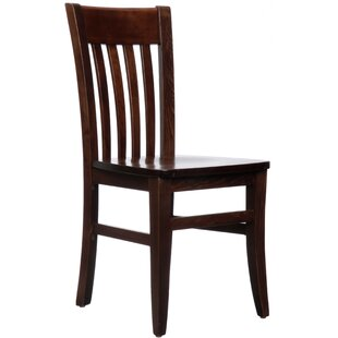 Price Check Henson Solid Wood Dining Chair (Set of 2) by Breakwater Bay Reviews (2019) & Buyer's Guide