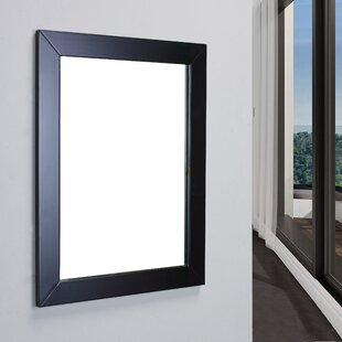 Affordable Piccirillo Modern Framed Bathroom Wall Mirror By Brayden Studio