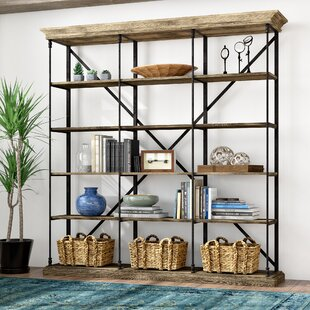 Tall Over 84 In Wide Bookcases You Ll Love In 2020 Wayfair