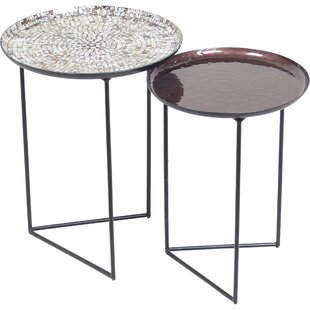 Joanie 2 Piece Nesting Tables