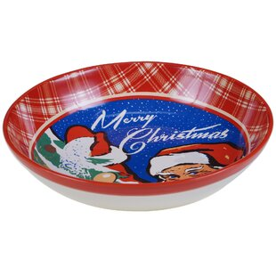 Retro Christmas Pasta Dish  sc 1 st  Wayfair & Nikko Christmas Dishes | Wayfair