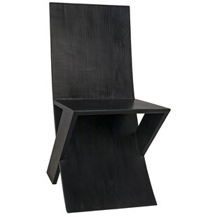 Noir Tech Side Chair