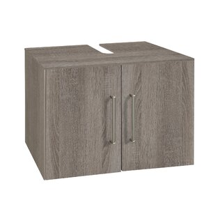 Humbert 62cm Wall Mounted Vanity Unit Base Only By 17 Stories