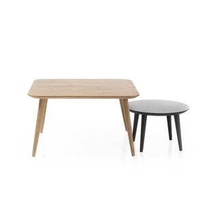Maisie 2 Piece Coffee Table Set By Fjørde & Co