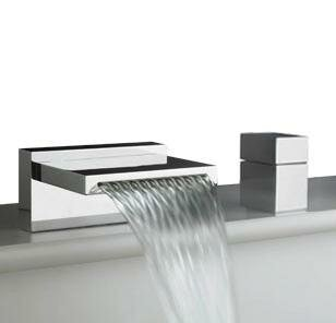 Artos Quarto Single Handle Deck Mount Tub..