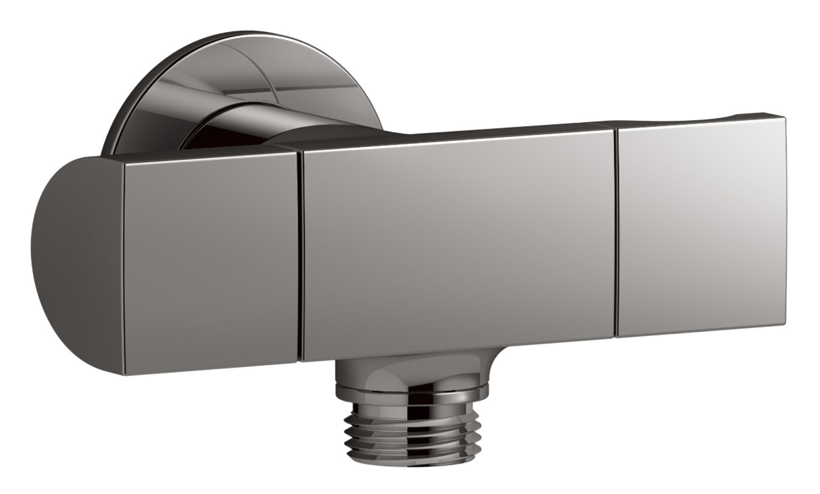 Kohler Exhale Wall Mount Supply Elbow With Bracket And Volume Control Wayfair