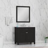 Cecilton 36 Single Bathroom Vanity Set by Red Barrel Studio®
