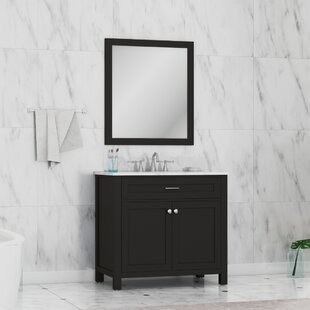 Cecilton 36 Single Bathroom Vanity Set