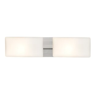 Latitude Run Aubree 2-Light Bath Bar