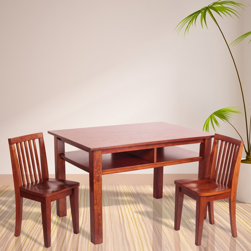 Athena Newton Kids Table and Chair Set : kids table and chair set furniture - pezcame.com