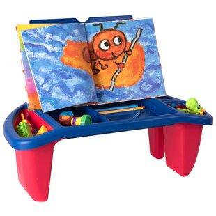 Bainville Kids Portable Lap Tray Art desk by Zoomie Kids