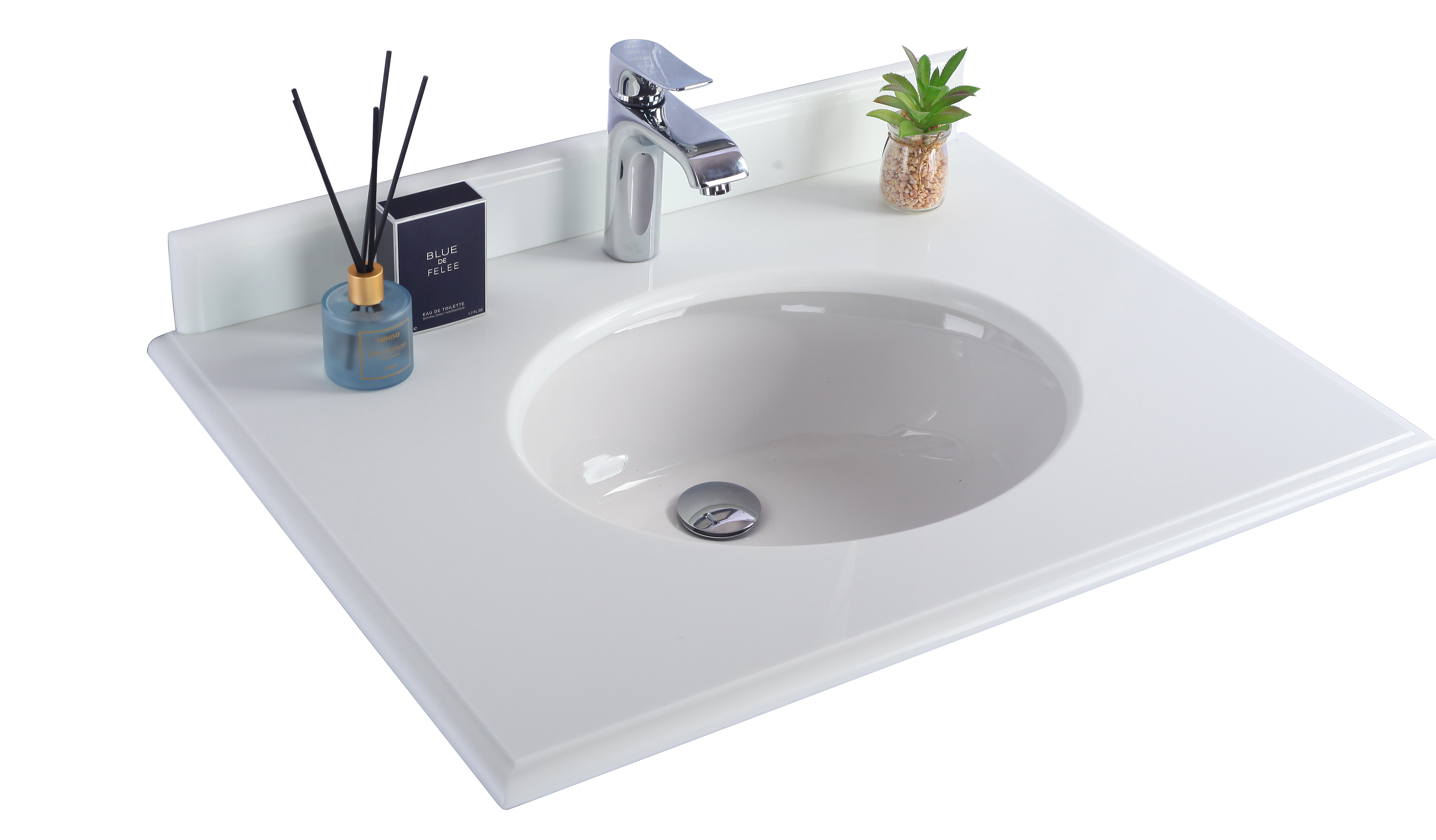 Laviva 30 Single Bathroom Vanity Top Wayfair
