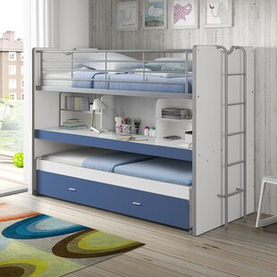 Briggs European Single Bunk Bed By Isabelle & Max