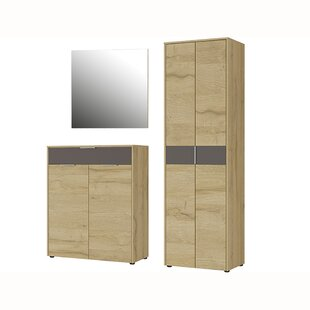 Best Estrada 3 Piece Hallway Set